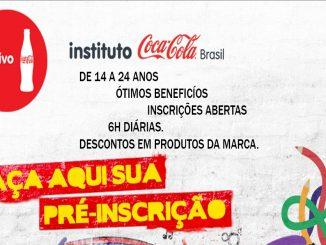 programa jovem aprendiz coca cola